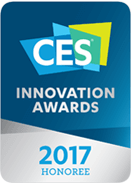 Plott Cubit CES 2017 Innovation Awards Honoree