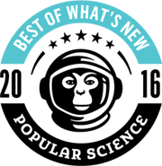 Plott Cubit Popular Science annual 'Best of What's New' innovation award winner