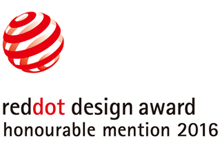Plott Miletus 2016 Red Dot Design Award Winner